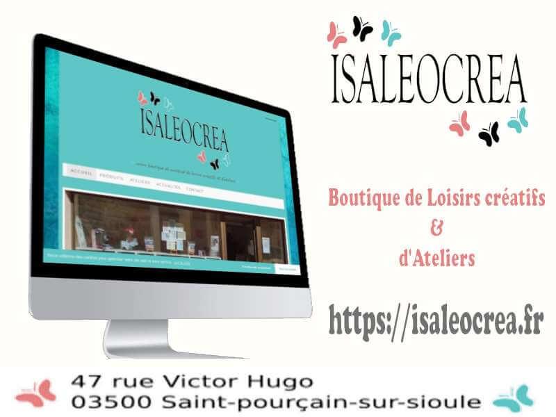 Presentation Image Site Isaleocrea